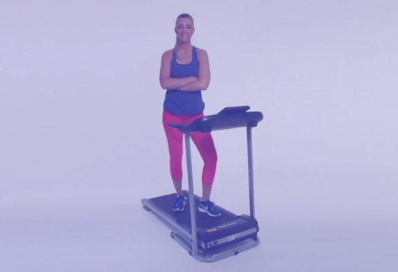 T2 Electric Treadmill